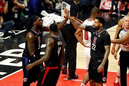 128-121. Gallinari mantiene a los Clippers dentro de los mejores ocho