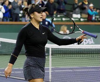 Bianca Andreescu y Angelique Kerber disputarán la final