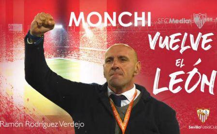 OFICIAL: Monchi vuelve al Sevilla