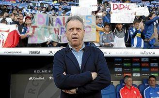 Caparrós no ha perdido ninguno de sus últimos cinco partidos como entrenador del Sevilla FC.