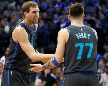 Dirk Nowitzki se convierte en el 6º máximo anotador de la NBA