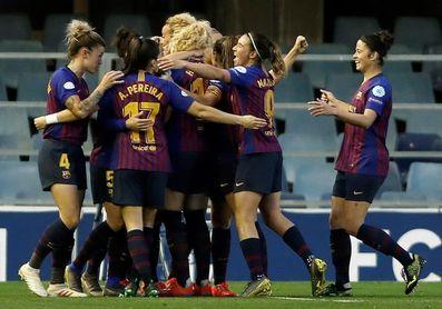 3-0. El Barcelona pone la directa hacia las semifinales