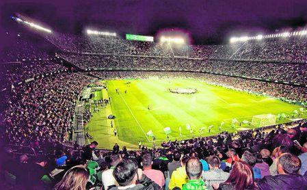 El Villamarín logra la tercera mejor entrada de la historia