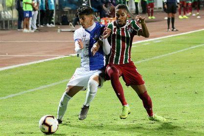 1-2. Fluminense deja en el camino a Antofagasta y se clasifica a segunda fase