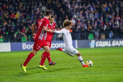 1-4. Griezmann guía a la victoria a la campeona mundial