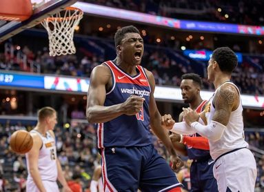 108-113. Jokic mantiene ganadores a los Nuggets frente a los Wizards