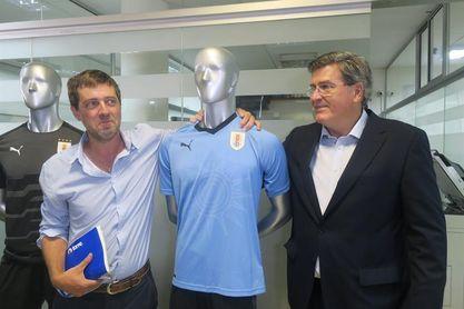 Ignacio Alonso es electo presidente de la Asociación Uruguaya de Fútbol