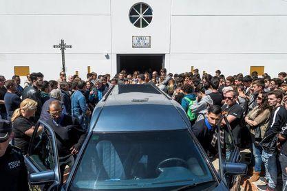 Consternación en Rota (Cádiz) por la muerte del joven piloto