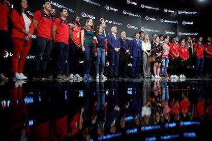 LaLiga presenta su plataforma de TV como la gran oportunidad del deporte español