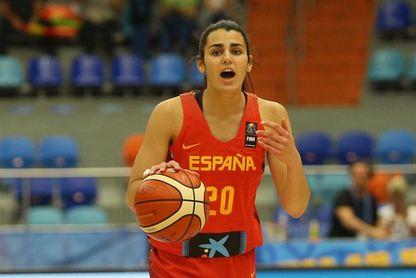 Leticia Romero, ante su primera Final Four: Es un sueño cumplido y un orgullo