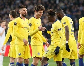 Un inspector disciplinario estudiará la denuncia del Chelsea por racismo en Kiev