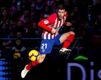 Lucas, un adiós y una grieta en el futuro del Atlético