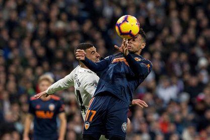 Empate, victoria local y triunfo foráneo en tres últimos Valencia-Real Madrid