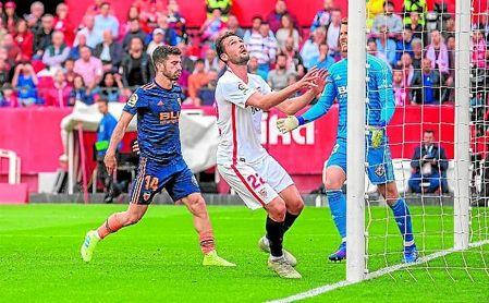 El Mudo hizo hablar al Sevilla FC en el campo