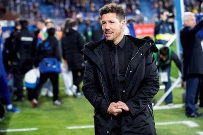 Simeone, entrenador con más ingresos por delante de Mourinho