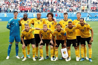 Bélgica repite liderato de la FIFA con escaso margen, Uruguay adelanta a Portugal