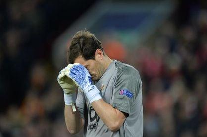 """Casillas: """"No podemos pensar que la eliminatoria está perdida"""""""