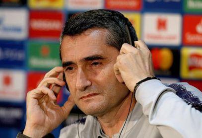 """Valverde: """"Tenemos que intentar que el partido no se descontrole"""""""