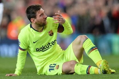 Messi es 'The One'