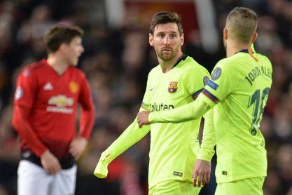 Las 6 claves de la victoria del Barça en Old Trafford