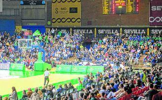 El Real Betis espera una gran asistencia en San Pablo para festejar el título liguero obtenido la pasada semana en Madrid.