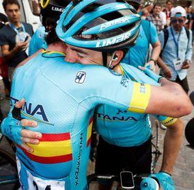 Astana destroza al Bora, Yates vence en Eibar e Izagirre se lleva la Itzulia