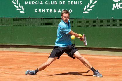 Carballés disputará la final del Challenger de Murcia ante el sueco Ymer
