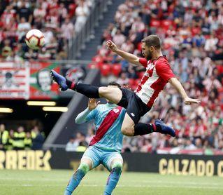 3-2. El Athletic retoma sus ansias europeas hundiendo al Rayo