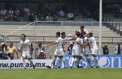 El paraguayo Carlos González decide triunfo de los Pumas sobre Tijuana