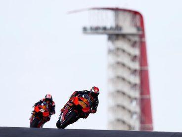 """Pol, satisfecho, pues es """"la mejor posición jamás vista de KTM"""""""