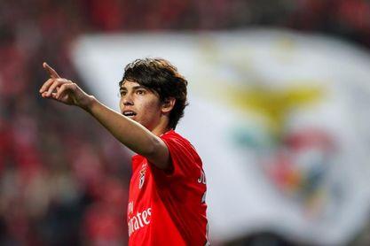 Rafa Silva, Joao Félix y Seferovic alimentan el liderato del Benfica