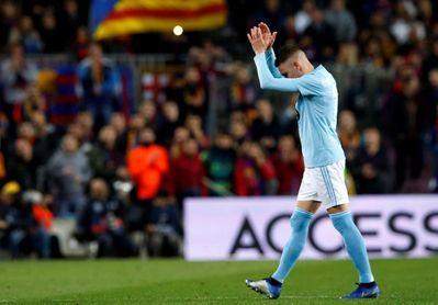 """Aspas tras renovar con el Celta: """"Quiero batir todos los récords posibles"""""""