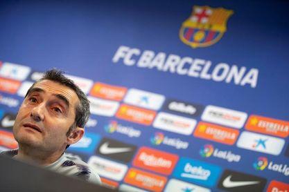 """Valverde: """"Es una semana de 9 puntos. Los que nos faltan para ser campeones"""""""