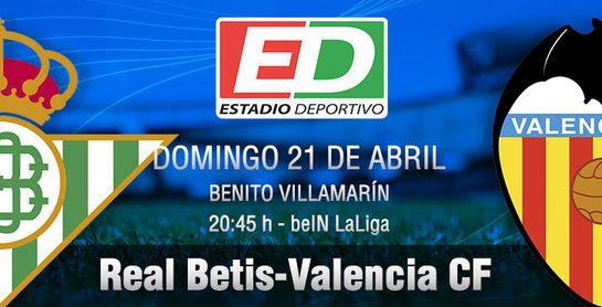 Real Betis-Valencia CF: Última llamada para pasajeros a Europa