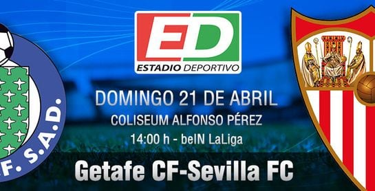 Getafe CF-Sevilla FC: En el Coliseum se esconde un tesoro