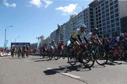 El colombiano Walter Vargas gana la Vuelta Ciclista del Uruguay