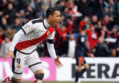 El Rayo intentará que Raúl de Tomás pueda jugar contra el Real Madrid