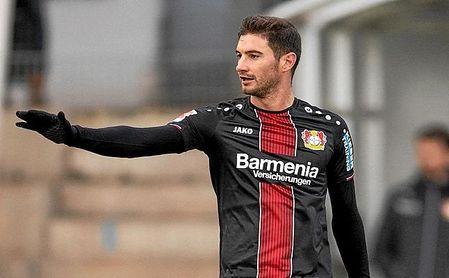 Alario sigue jugando sólo de vez en cuando en el Bayer Leverkusen.