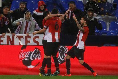 0-1. La libreta de Garitano da alas al Athletic rumbo a Europa