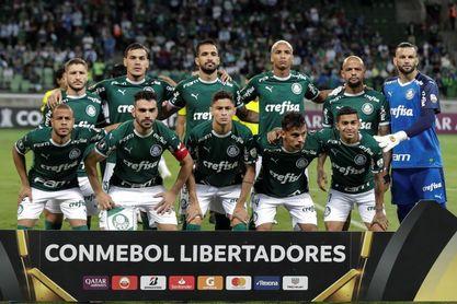 Palmeiras busca sellar su pase a la siguiente etapa de la Libertadores en la altura andina de Arequipa