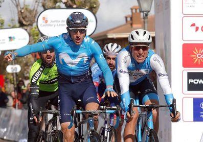 El italiano Cimolai gana el primer asalto y se pone líder con un polémica final