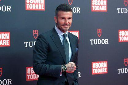 David Beckham vuelve a Madrid con la horas contadas