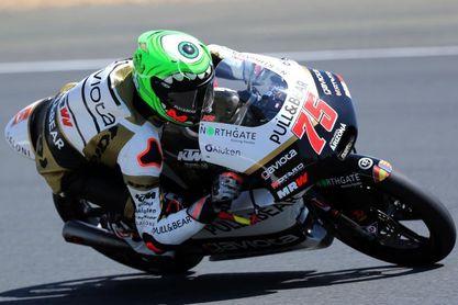 Albert Arenas listo para retomar el pulso a la competición en Jerez