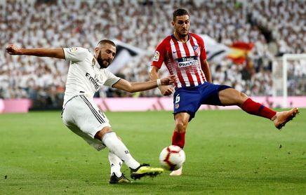 """Koke: """"Es positivo quedar otro año por encima del Real Madrid"""""""