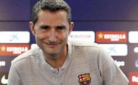 """Valverde: """"Me siento con fuerzas, como todos, para afrontar la situación"""""""