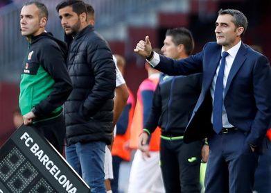 Valverde asegura que no pensó en dimitir tras la eliminación europea