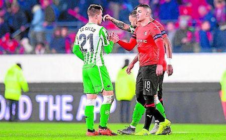 Ben Arfa ha hablado con Jesé y Lo Celso sobre el Betis una vez que se enfrentaran en Europa League.