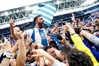 """Borja Iglesias: """"Es vital que no se desmantele el equipo"""""""