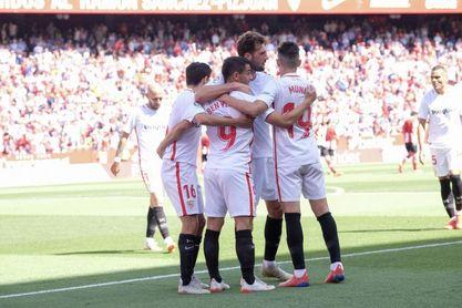 Sevilla FC 2-0 Athletic: El dulzor del 'biscotto' se quedó en Nervión