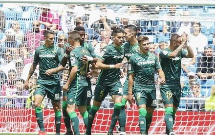 Real Madrid 0-2 Real Betis: Una bonita carta de despedida